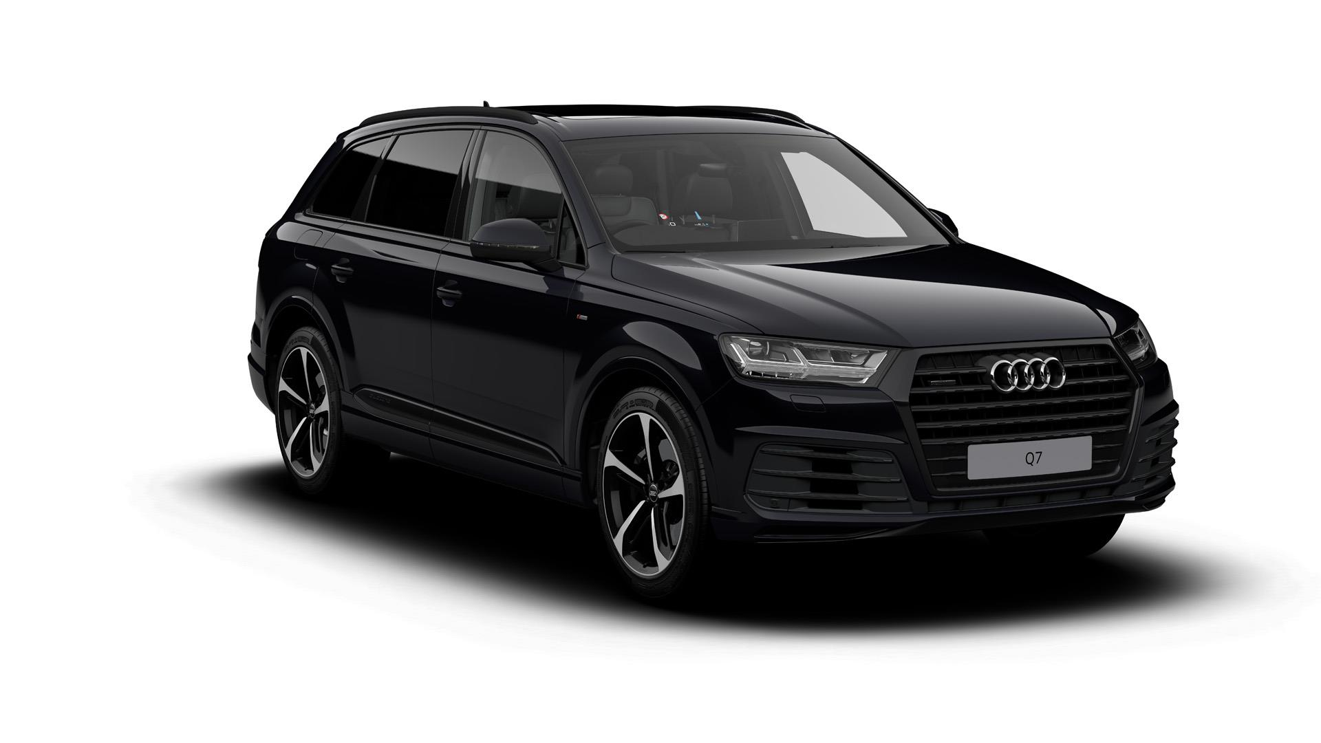 Muscle Car Wallpaper Pack 2018 Audi Q7 Black Edition News And Information