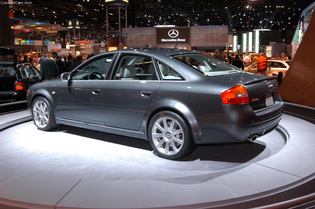 Muscle Car Wallpaper 2003 Audi Rs6 History Pictures Value Auction Sales
