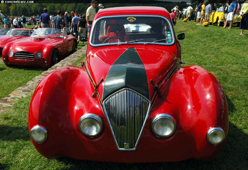 Fastest Car In The World Wallpaper 1946 Austin Healey Elliott Conceptcarz Com