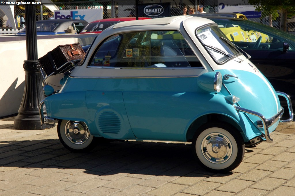Bmw Concept Car Wallpaper 1958 Bmw Isetta 300 Image Chassis Number 513555 Photo 15