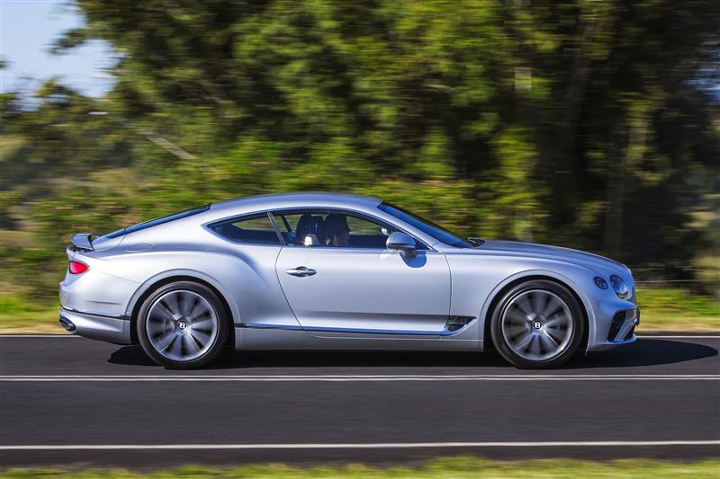 Images Of A Bentley Car Wallpaper 2019 Bentley Continental Gt Image Photo 38 Of 59