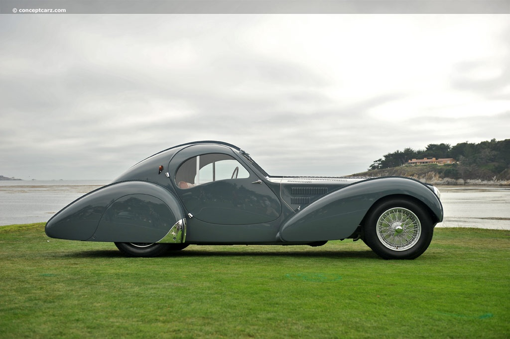 1950s Car Wallpaper 1937 Bugatti Type 57s History Pictures Value Auction