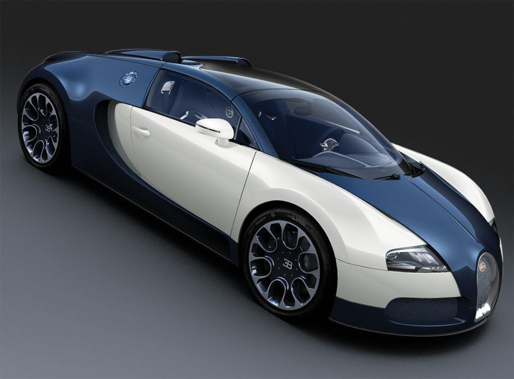 Indigo Car Wallpaper 2010 Bugatti Veyron Grand Sport Blue Carbon Conceptcarz Com