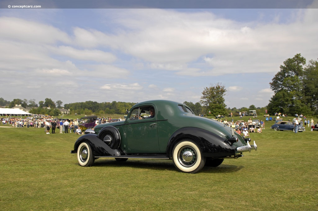 Car Wallpaper Gallery 1936 Buick Series 40 Special Image Photo 14 Of 29