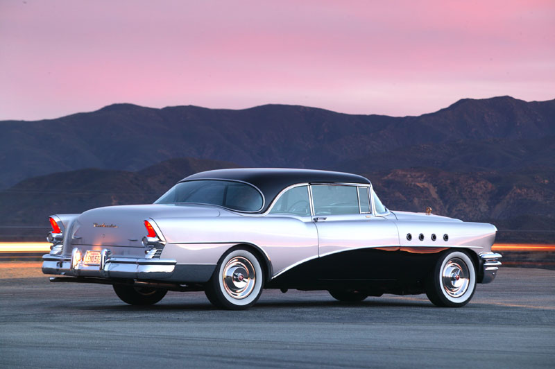 Paint Falling Wallpaper 1955 Buick Roadmaster By Jay Leno Pictures History Value