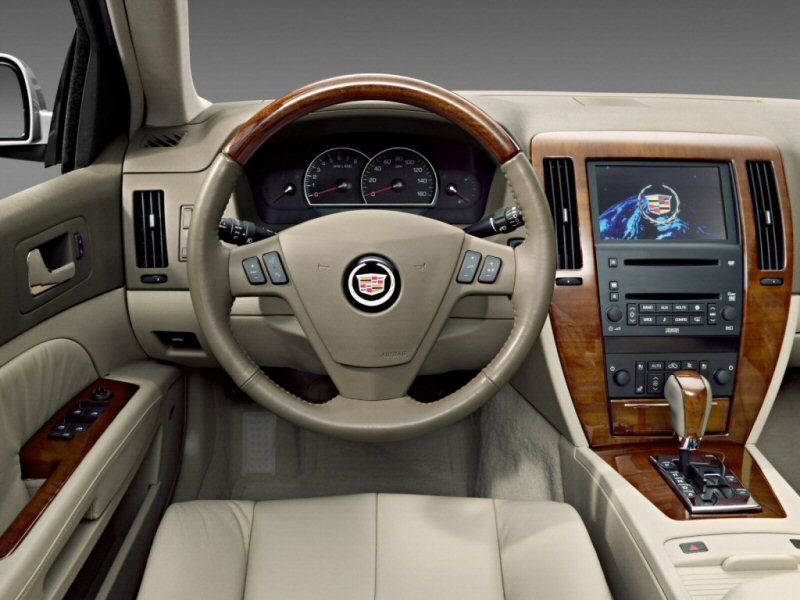 Android Car Stereo Wallpaper 2005 Cadillac Sts Pictures History Value Research News
