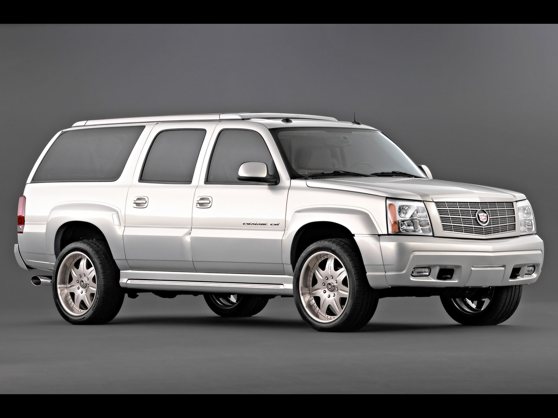 Dodge Muscle Car Wallpaper 2003 Cadillac Escalade Esv History Pictures Value