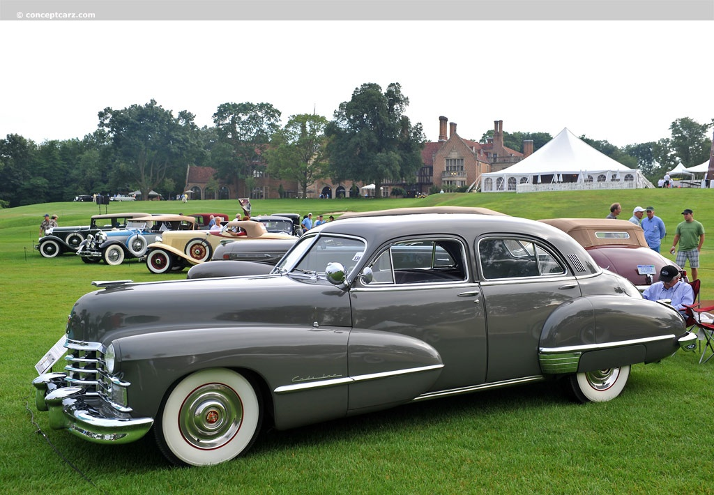 1960s Muscle Cars Wallpapers 1947 Cadillac Series 60 Special Fleetwood History