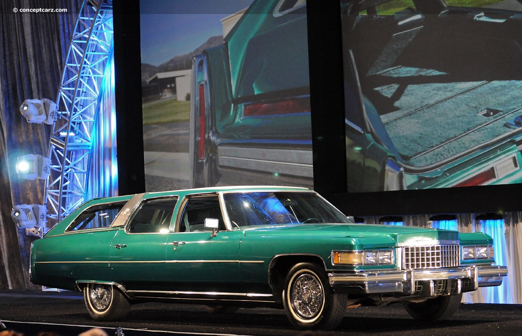 Great Car Wallpapers 1976 Cadillac Fleetwood Sixty Castilian History Pictures