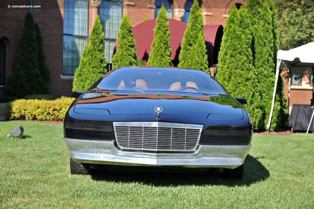 Car Wallpaper Gallery 1988 Cadillac Voyage Concept Image