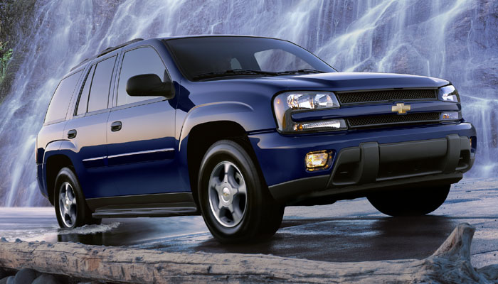 1950s Car Wallpaper 2005 Chevrolet Trailblazer History Pictures Value