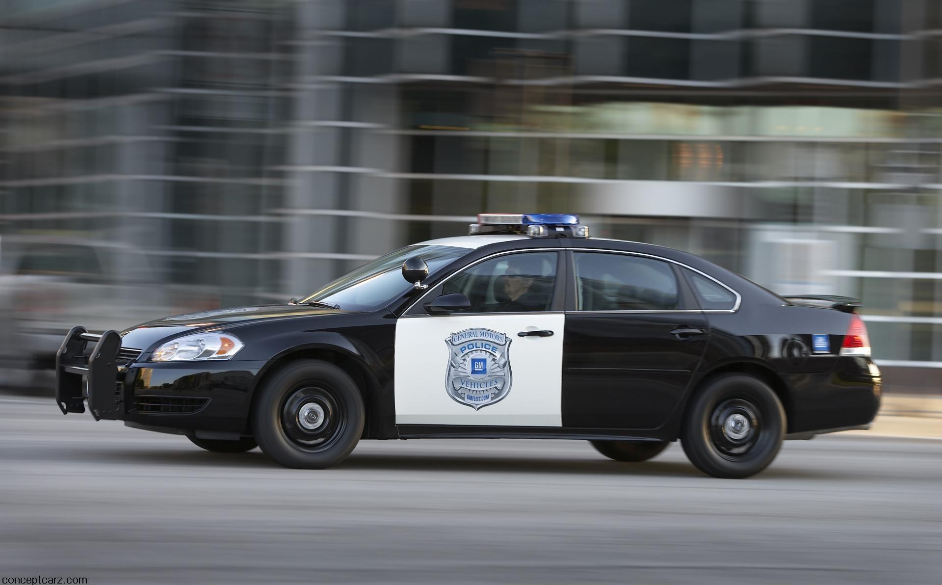 Cop Car Wallpaper 2011 Chevrolet Impala Police Package Conceptcarz Com