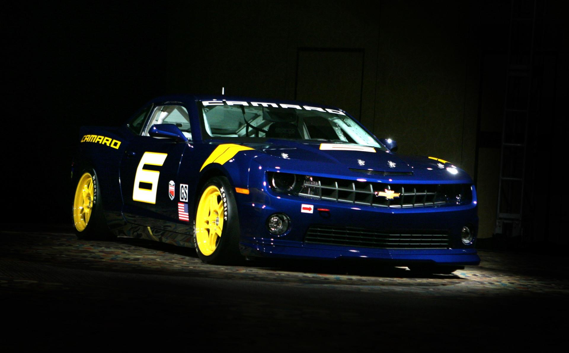 Suv Wallpapers Hd 2010 Chevrolet Camaro Gs Racecar Concept News And