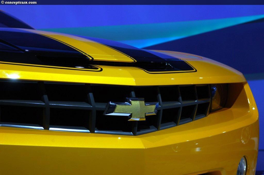 Camaro Car Wallpaper 2006 Chevrolet Camaro Concept Image Photo 2 Of 57