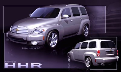 Muscle Car Wallpaper 2006 Chevrolet Hhr History Pictures Value Auction Sales