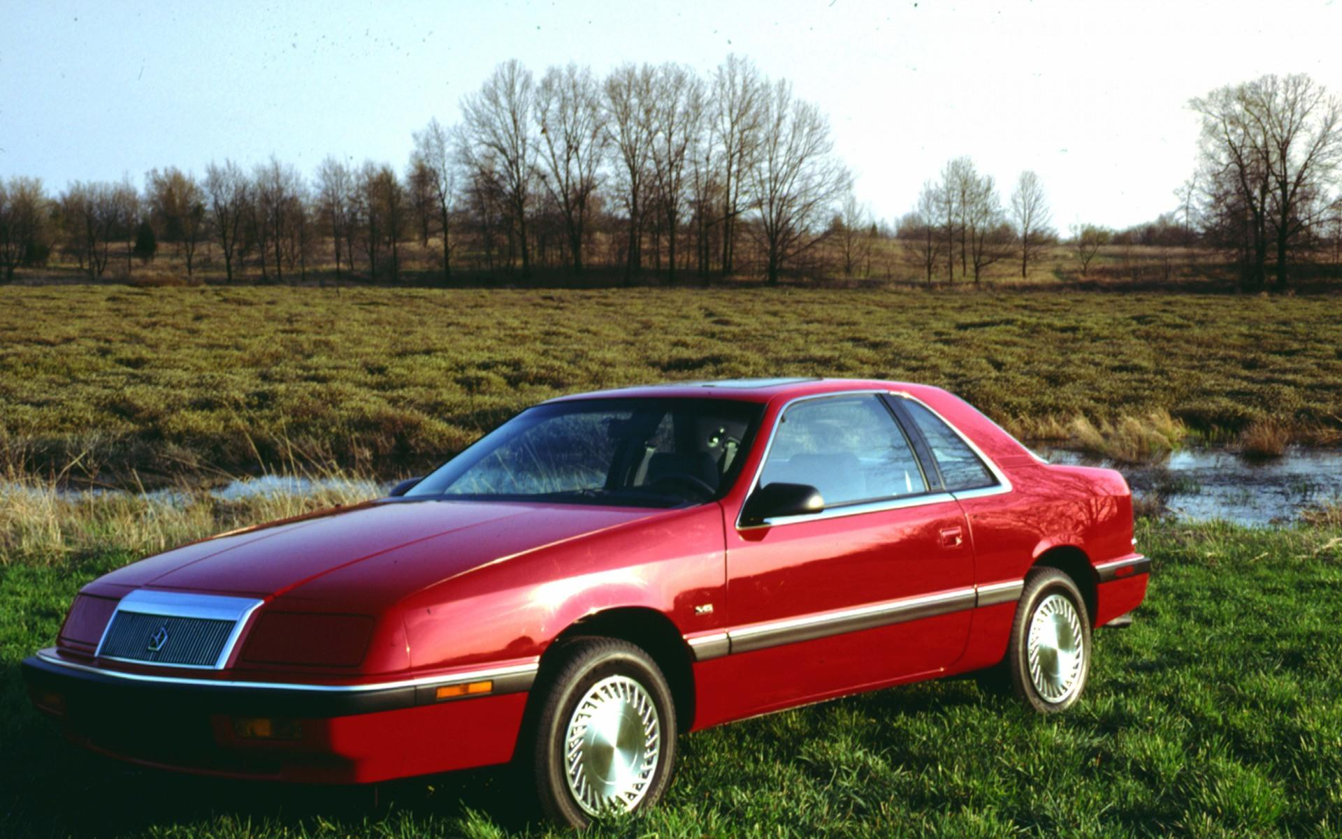 Phantom Car Wallpaper 1991 Chrysler Lebaron Conceptcarz Com