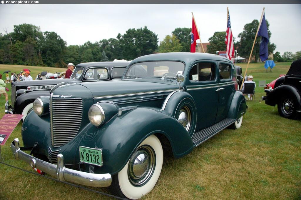 Ambassador Car Wallpaper 1938 Chrysler Custom Imperial Conceptcarz Com