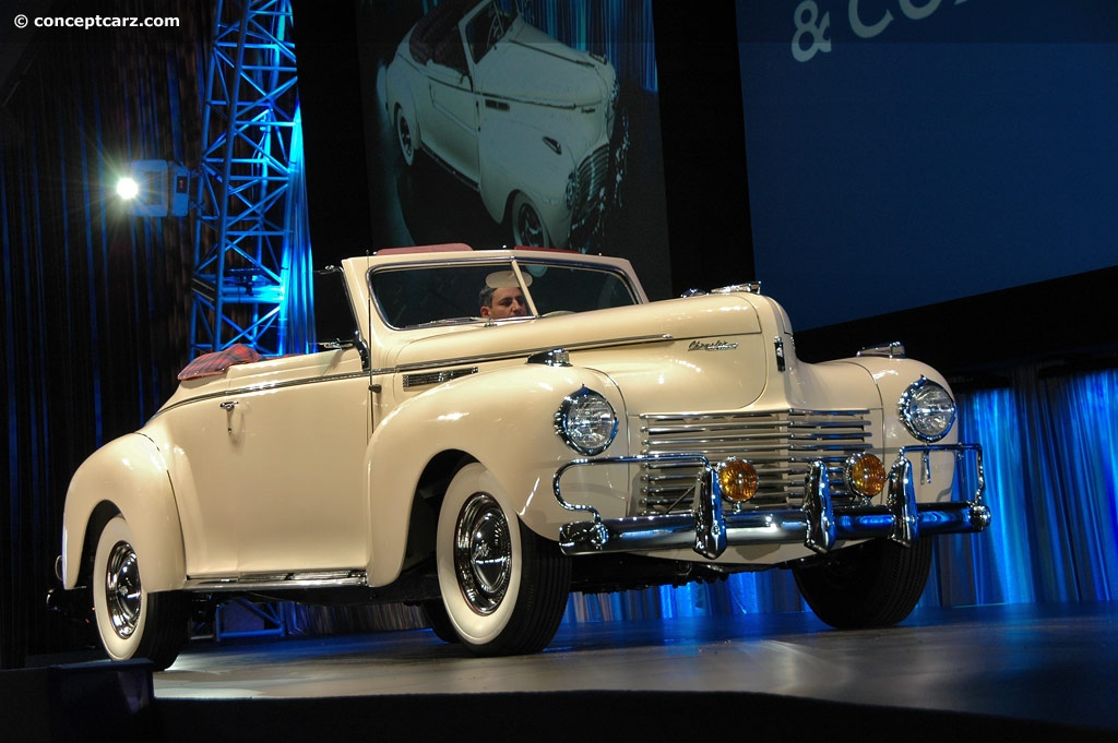 Muscle Car Photos Wallpaper 1940 Chrysler New Yorker Pictures History Value