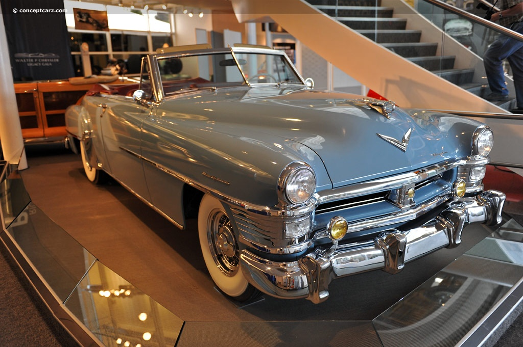 1950s Car Wallpaper 1951 Chrysler New Yorker History Pictures Value Auction