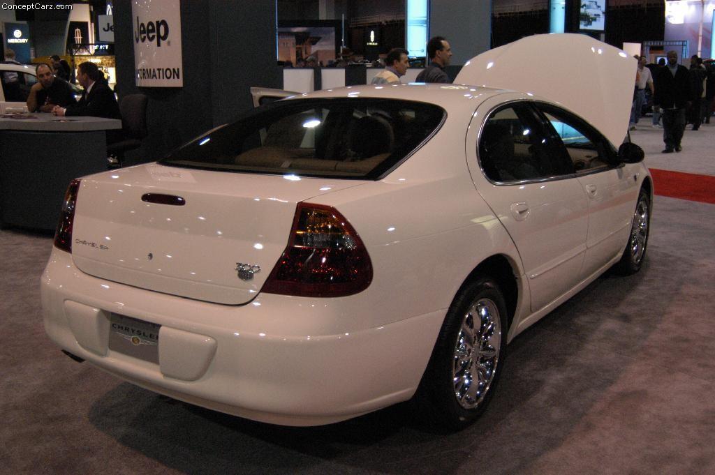 Turbo Wallpaper Car 2003 Chrysler 300m Image