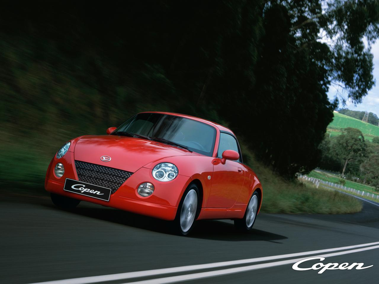 Future Car Wallpaper 2009 Daihatsu Copen News And Information Conceptcarz Com