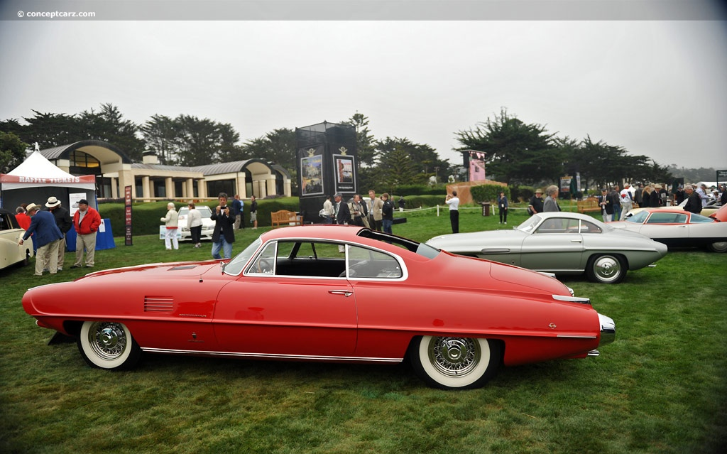 Wallpaper American Muscle Car 1954 Desoto Adventurer Ii Concept Pictures History Value