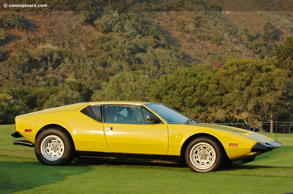 Dodge Muscle Car Wallpaper 1972 Detomaso Pantera History Pictures Value Auction