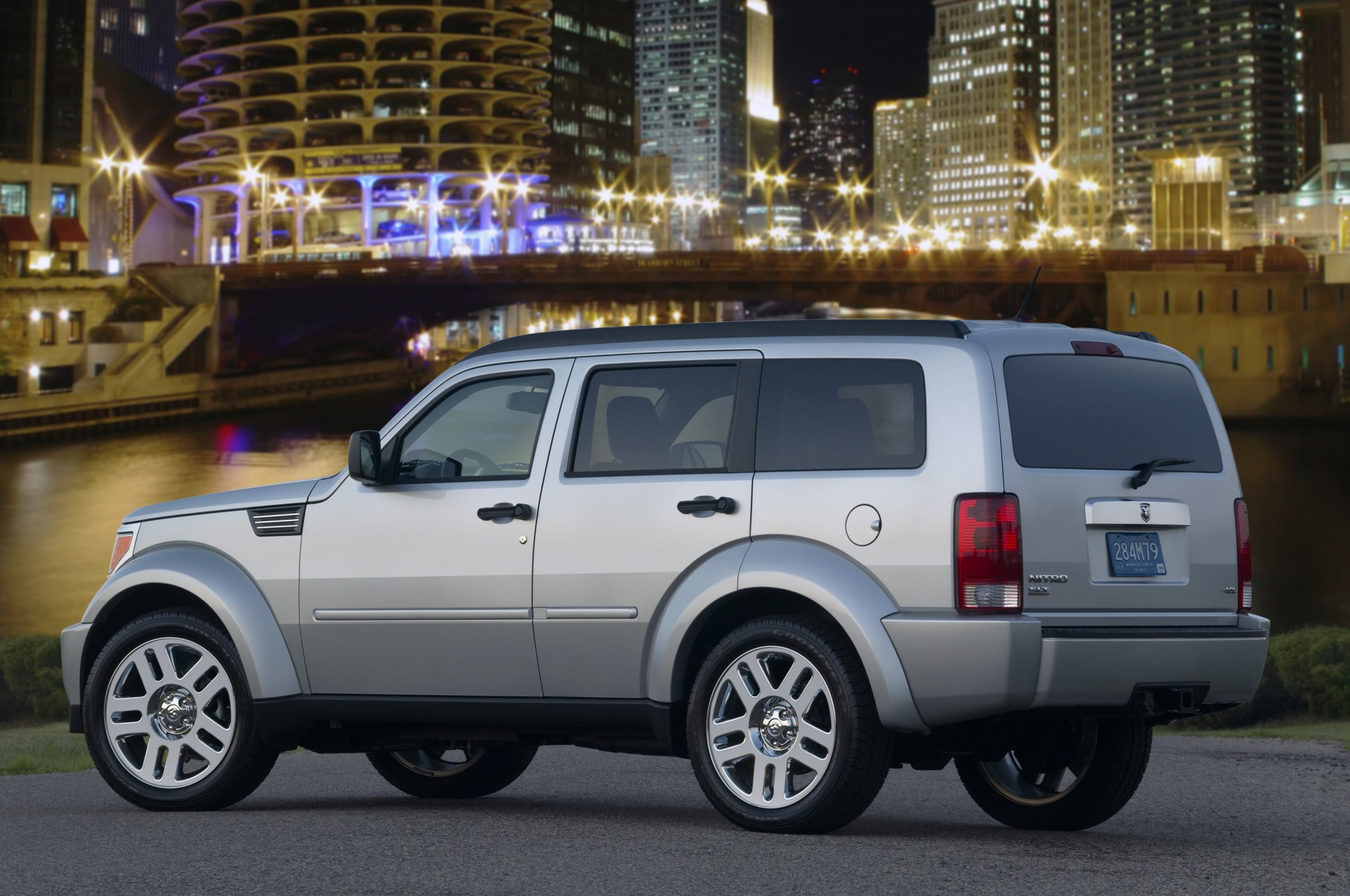 Dodge Muscle Car Wallpaper 2008 Dodge Nitro News And Information Conceptcarz Com