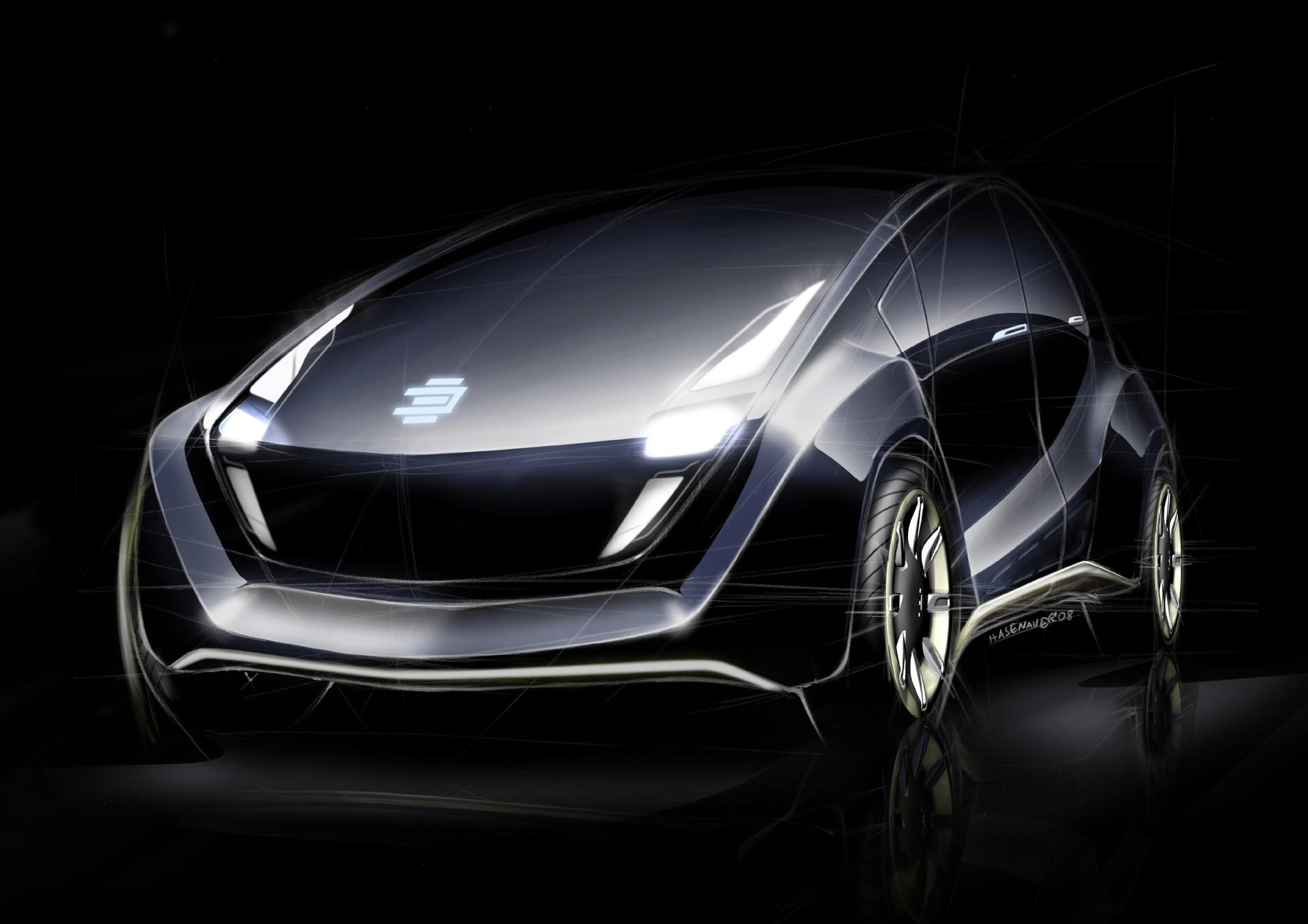 Dodge Muscle Car Wallpaper 2009 Edag Light Car Open Source Concept News And