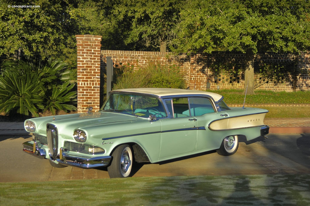 Dodge Muscle Car Wallpapers 1958 Edsel Corsair History Pictures Value Auction Sales