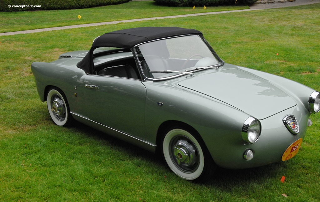 Muscle Car Girl Wallpaper 1958 Abarth Allemano Spyder History Pictures Value