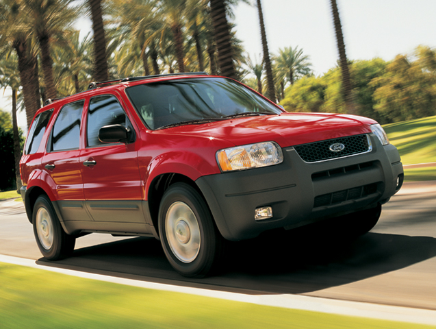 1950s Car Wallpaper 2004 Ford Escape History Pictures Sales Value Research