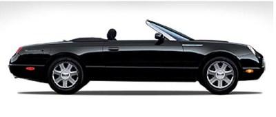 2005 Ford Thunderbird - conceptcarz.com