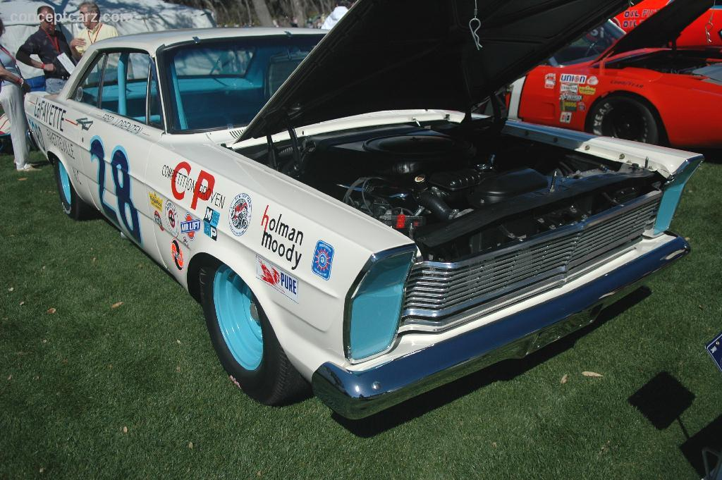 1950s Car Wallpaper 1965 Ford Moody Galaxie Nascar History Pictures Value