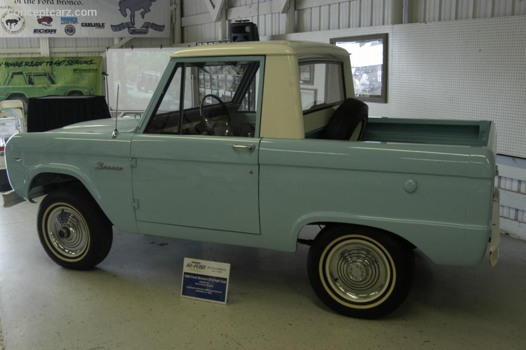 Bronco Cars Wallpaper 1966 Ford Bronco Image Photo 9 Of 15