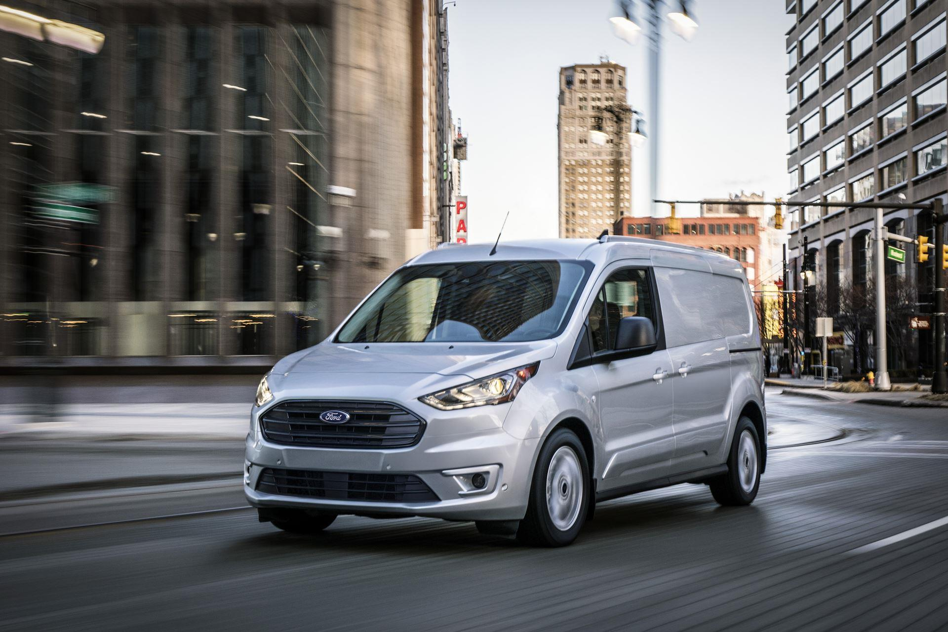 Nova Car Wallpaper 2019 Ford Transit Connect Van News And Information