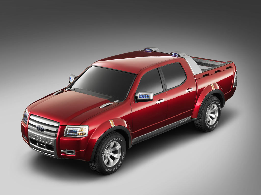 Dodge Muscle Car Wallpaper 2006 Ford 4 Trac Concept Pictures History Value