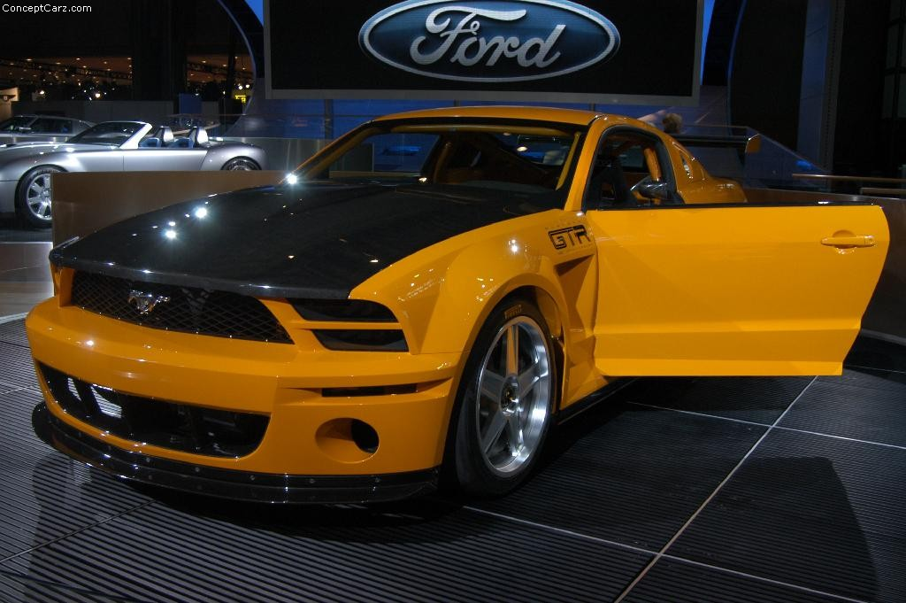 Wallpaper With Cars On 2005 Ford Mustang Gt R Image Photo 6 Of 16