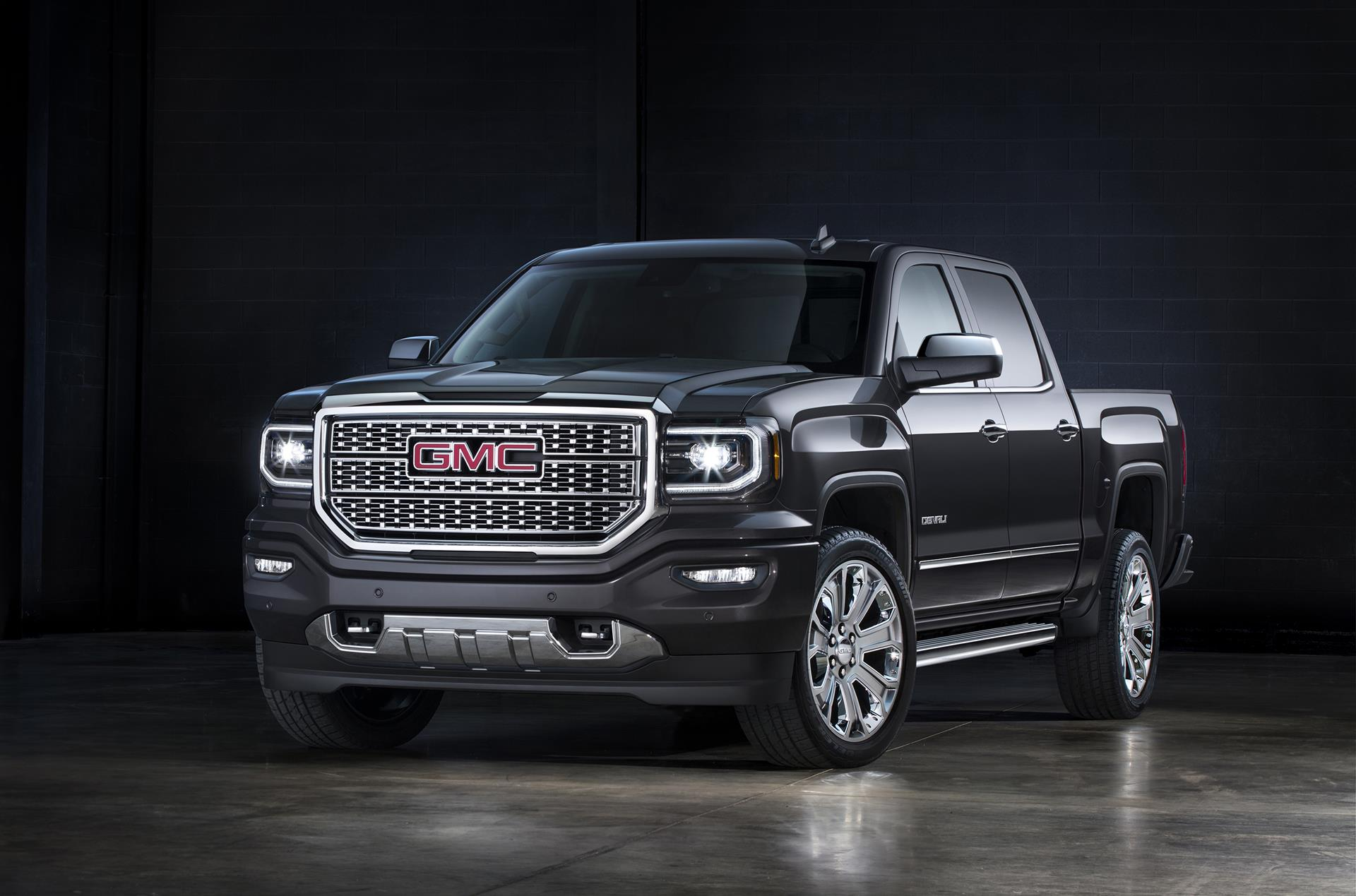 Dodge Muscle Car Wallpaper 2016 Gmc Sierra Denali Ultimate News And Information