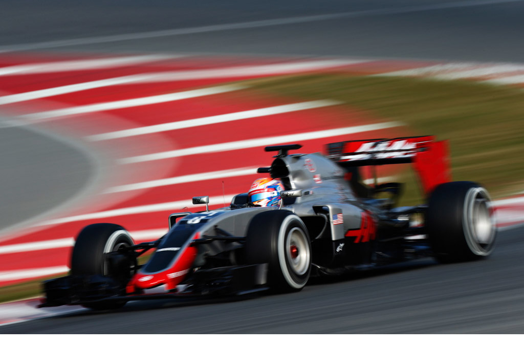 F1 2017 Car Wallpaper 2016 Haas Vf 16 Image Http Www Conceptcarz Com Images