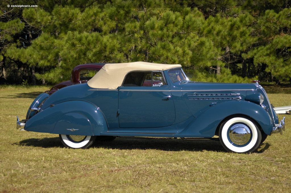 Ambassador Car Wallpaper 1936 Hudson Series 65 Custom Eight Conceptcarz Com