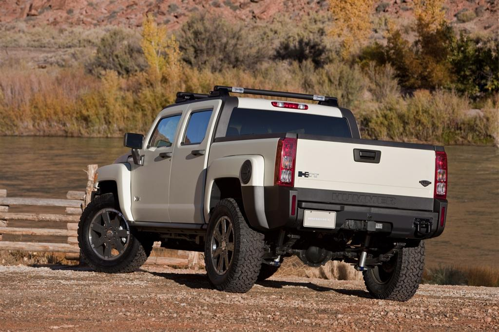 Off Road Cars Hd Wallpapers 2010 Hummer H3t Sportsman Image Photo 1 Of 2