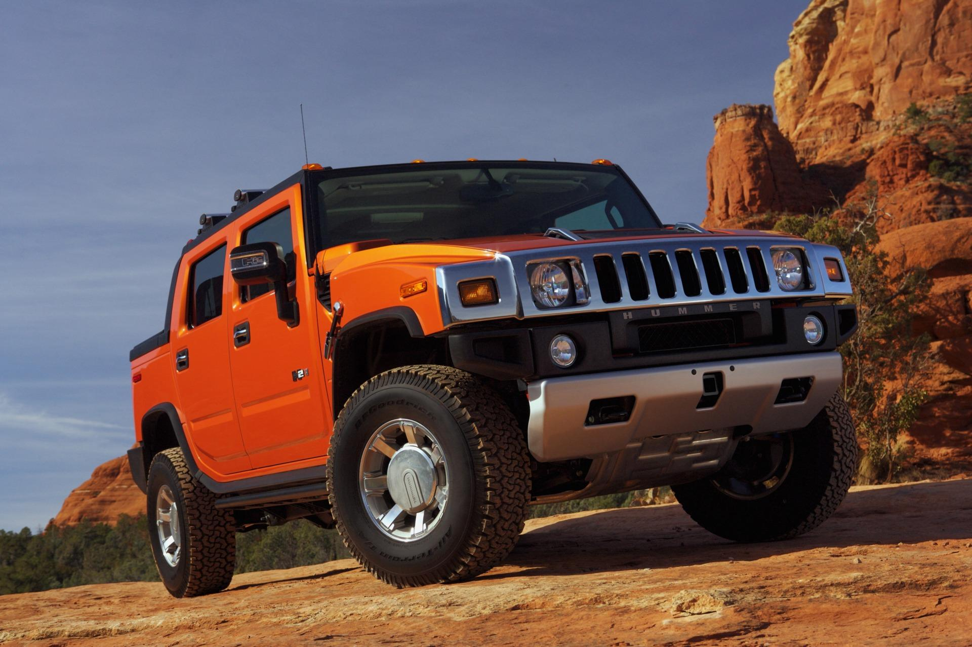 Ford Truck Hd Wallpaper 2009 Hummer H2 Sut News And Information Conceptcarz Com