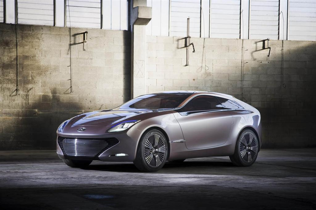 Dodge Muscle Car Wallpaper 2012 Hyundai I Ioniq Concept News And Information