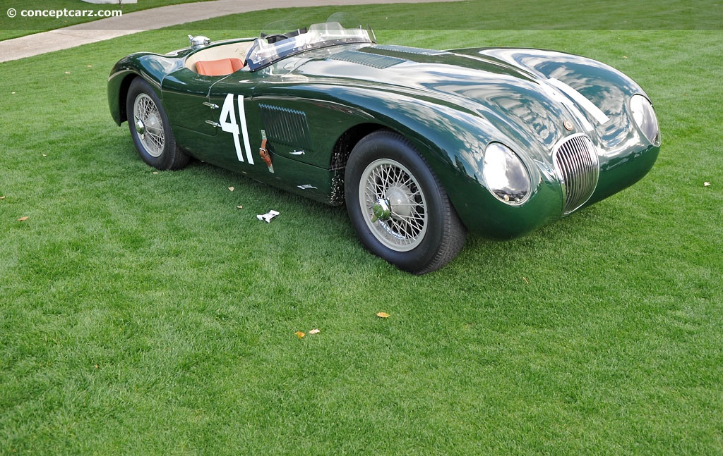 1952 jaguar type e