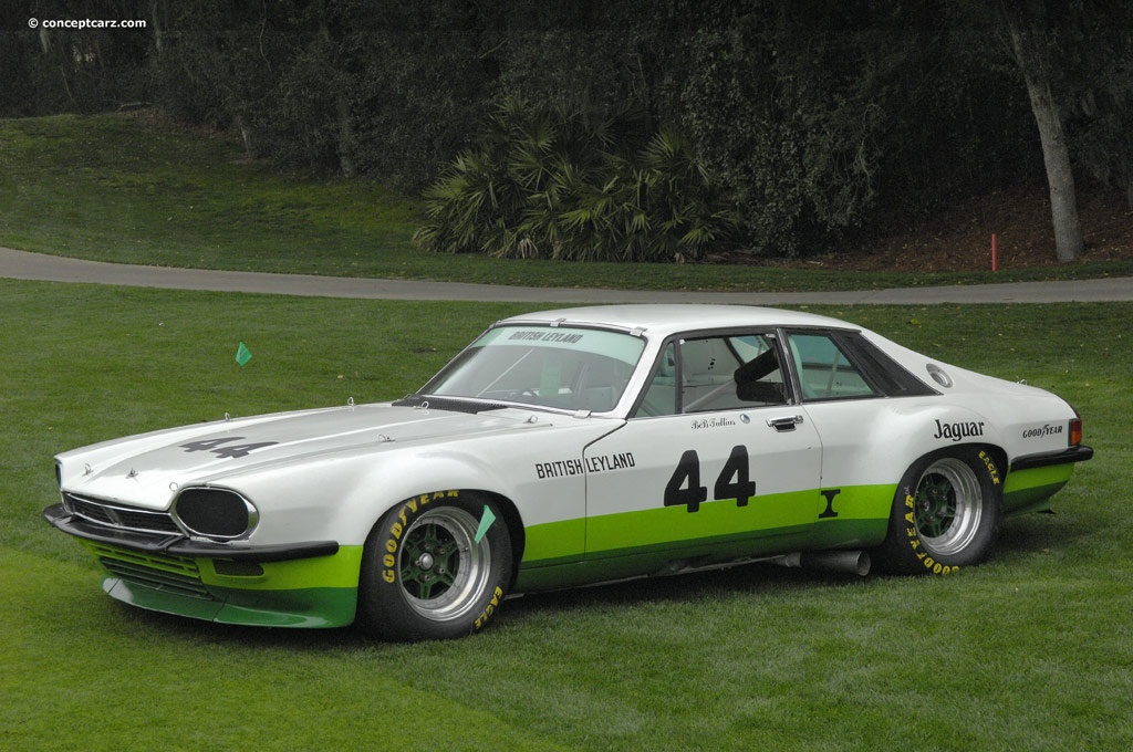 Cars Wallpaper With Names 1976 Jaguar Xjs Trans Am Pictures History Value