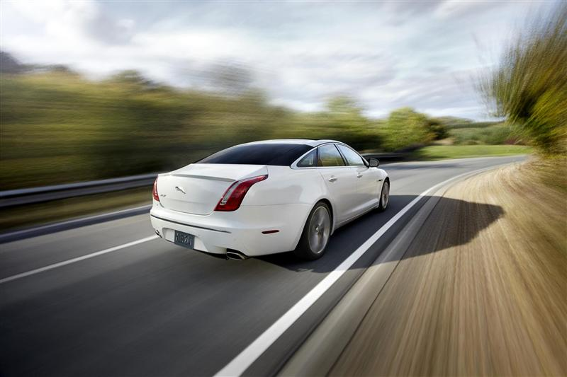 Jaguar Cars Images In Hd Wallpapers 2012 Jaguar Xj Sport Pack Image Photo 5 Of 10