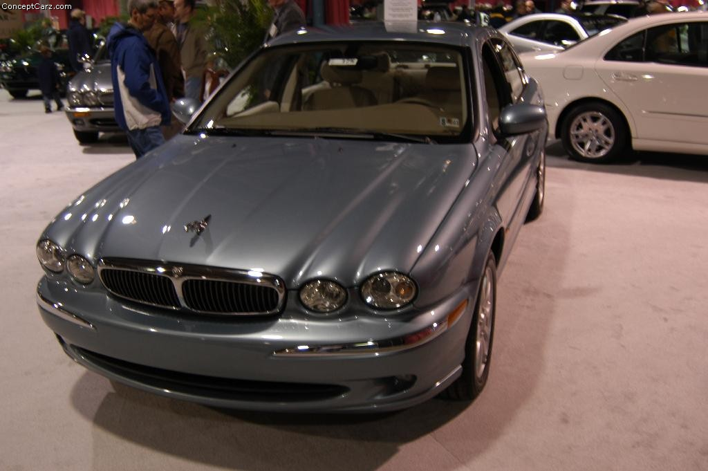 Muscle Car Phone Wallpaper 2003 Jaguar X Type History Pictures Value Auction Sales