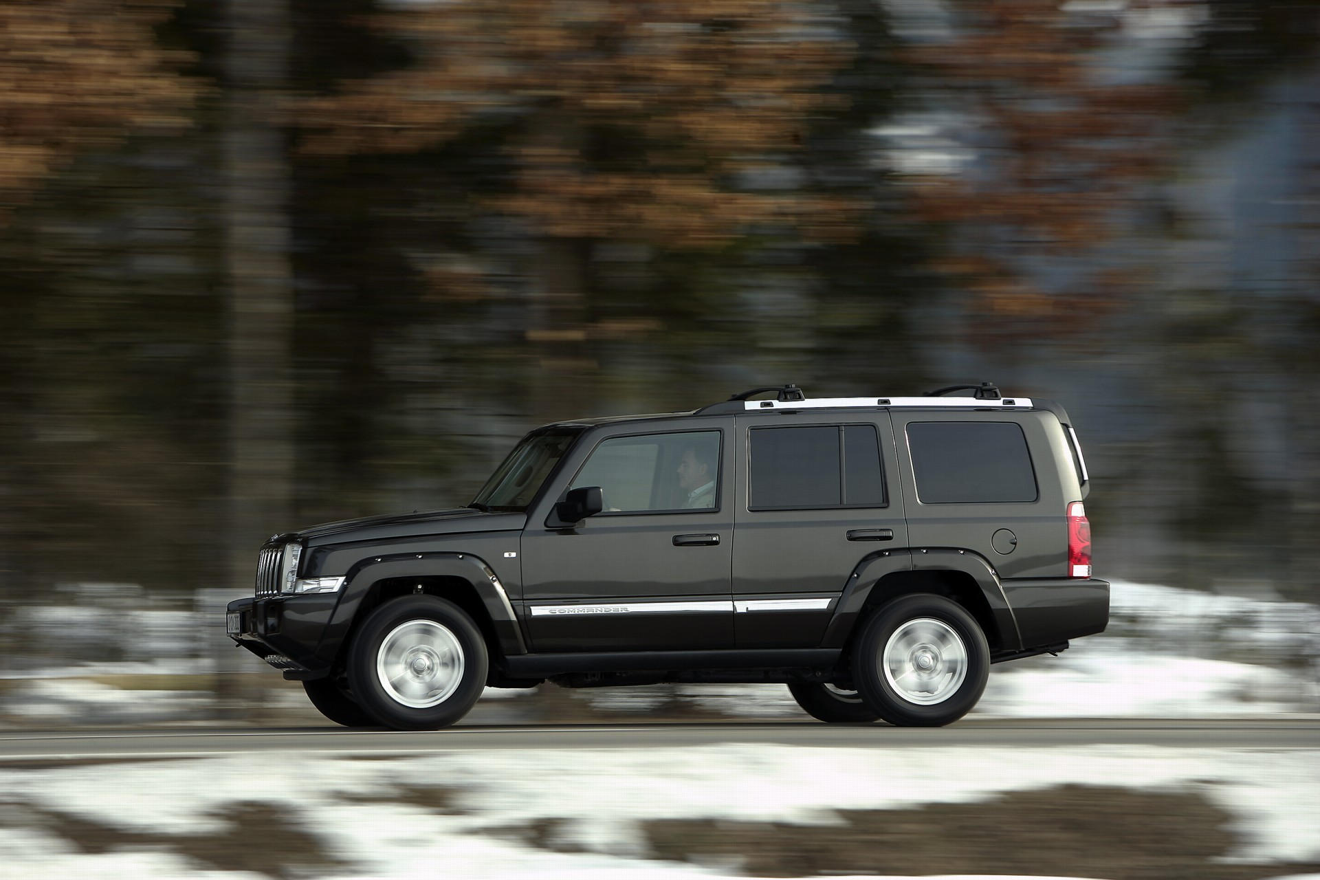 Hybrid Car Lineup Wallpaper 2018 2007 Jeep Commander Pictures History Value Research