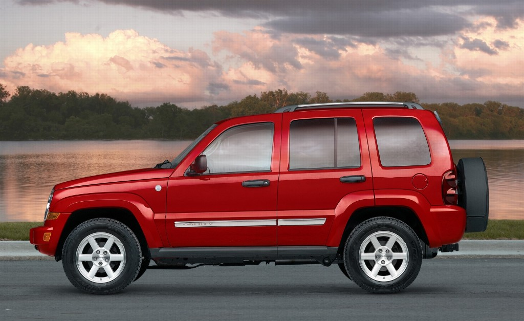 Auction Results and Sales Data for 2007 Jeep Liberty